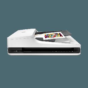 惠普HP ScanJet Pro 2500 f1平板扫描仪