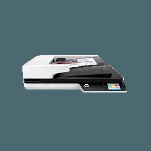 惠普HP ScanJet Pro 4500 fn1 网络扫描仪(OS)