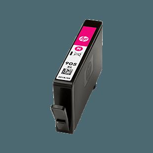 HP 905XL 高印量紫红色原装墨盒