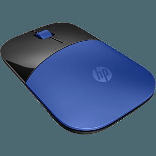 惠普 Z3700 蓝色无线鼠标