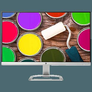 HP 24ea 23.8 英寸 IPS 显示屏