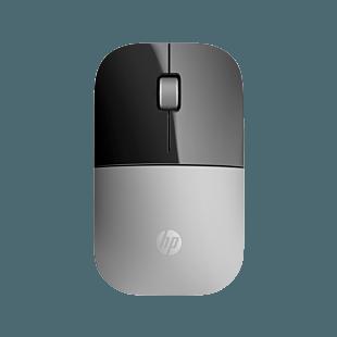 惠普 Z3700 银色无线鼠标