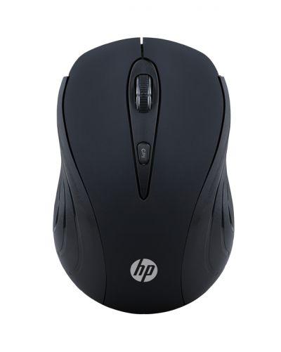 惠普HP S3000 黑色无线鼠标