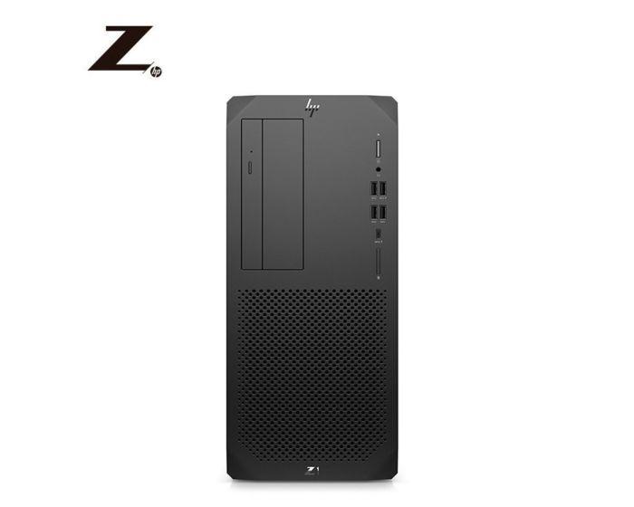 惠普(HP)Z1G6-A0 台式工作站 电脑主机 设计电脑 Windows 10 家庭版/i7-10700/8G/2T/VGA/USB键鼠/OfficeH&S/WIFI6/333
