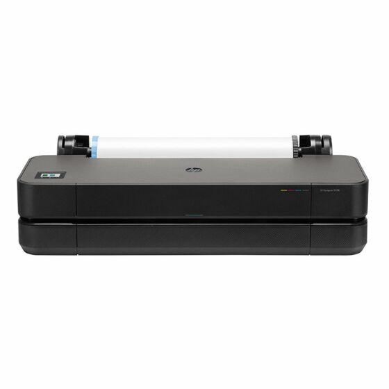 HP DesignJet T230 24 英寸打印机含上门安装&三年保修&赠送额外一套墨盒