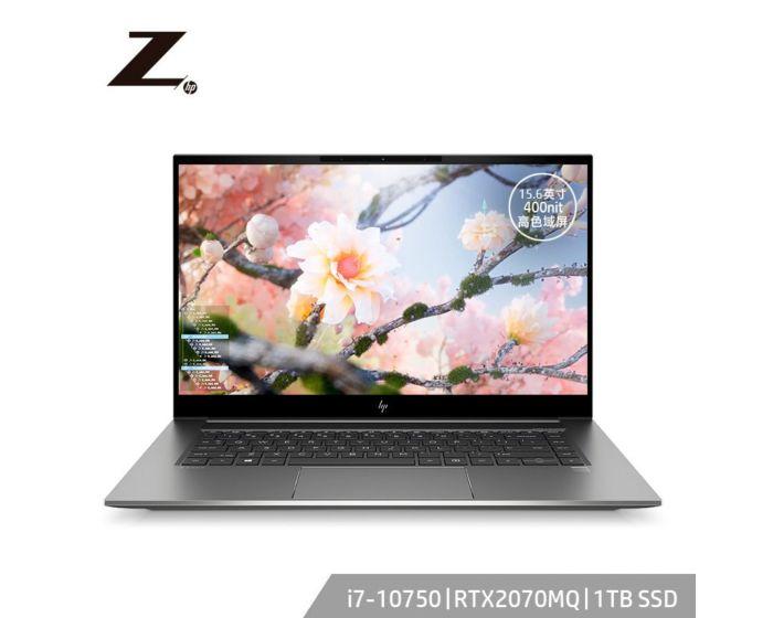 惠普(HP)Z系列ZBook CreateG7 15.6英寸 移动工作站 笔记本