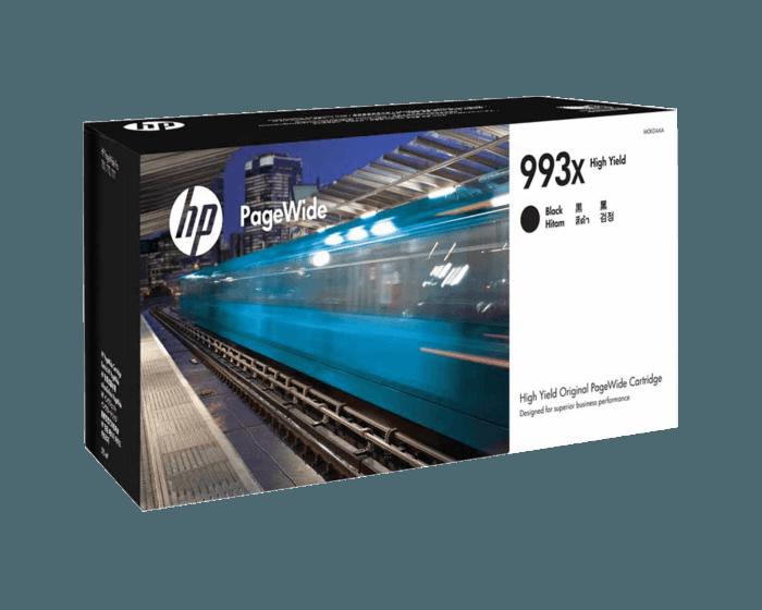 HP 993X 高印量黑色原装 PageWide 墨盒