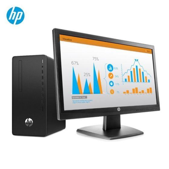HP 288 Pro G6(I3-10100/8G/256SSD+1T/无光驱/ Windows 10 Pro64位/USB KB/USB Optical Mouse/新180W 90%高效电源/配21.5寸显示器)