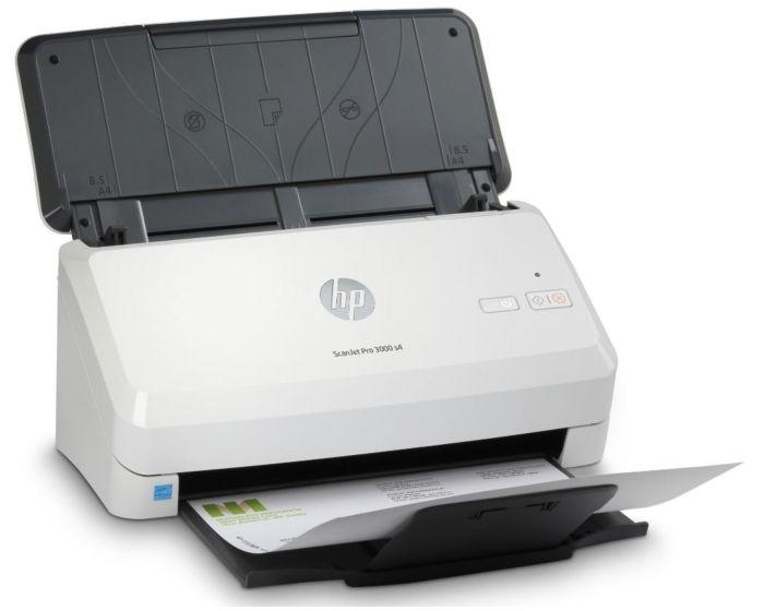 HP ScanJet 3000s4财务集中版高速扫描仪