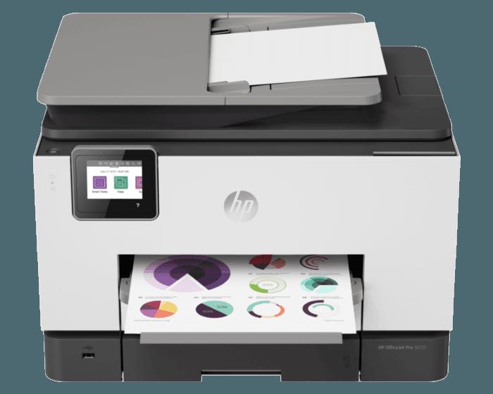 HP OfficeJet Pro 9020 一体机