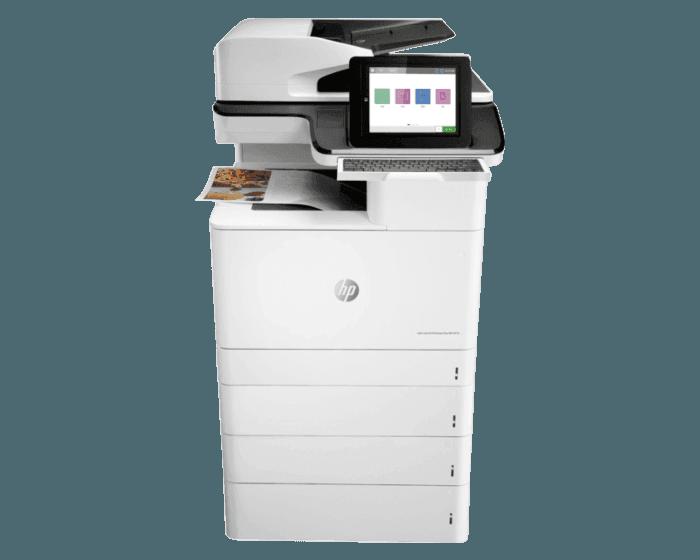 HP Color LaserJet Enterprise Flow MFP M776z 企业级 Flow 彩色数码多功能一体机