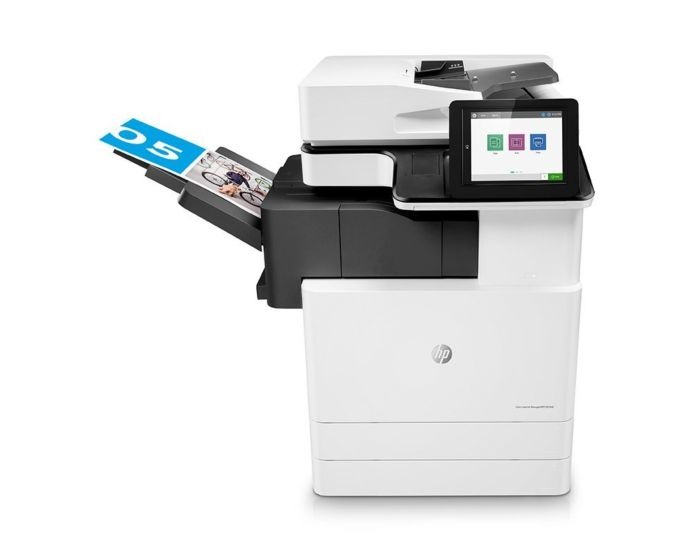 HP Color LaserJet Managed MFP E87640du 彩色管理型数码复合机
