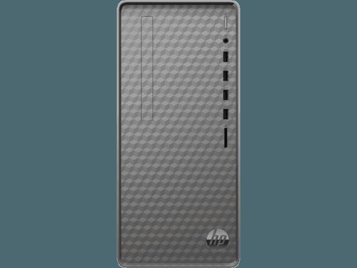 惠普(HP)小欧N01 -F135rcn 商务办公台式电脑主机(Windows 10 家庭版/i3-10105/8G DDR4-2666/512G SSD/有线键鼠/注册升级5-5-5)