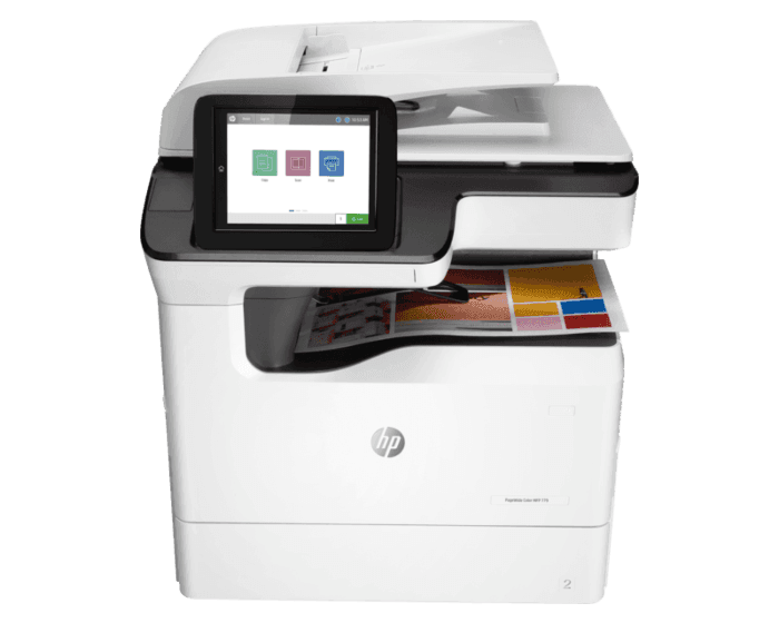 HP PageWide Color MFP 779dn 彩色页宽复合机