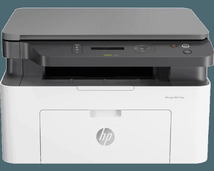 HP Laser MFP 136a 激光一体机