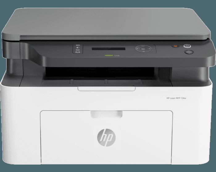 HP Laser MFP 136w 激光一体机
