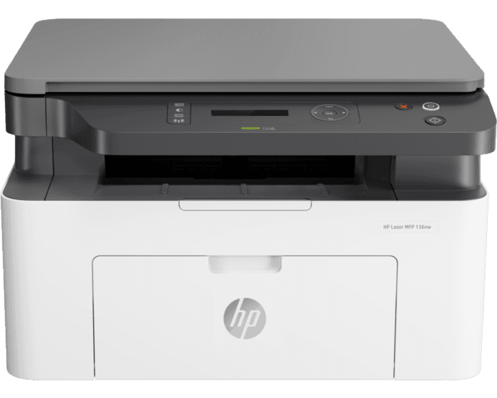 HP Laser MFP 136nw 激光一体机