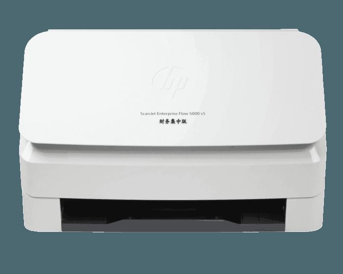 HP ScanJet 5000s5财务集中版高速扫描仪