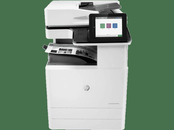 HP LaserJet Managed MFP E82540du 管理型数码复合机