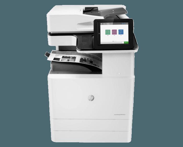 HP LaserJet Managed MFP E82550du 管理型数码复合机