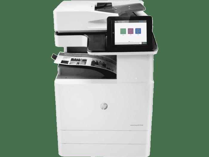HP LaserJet Managed MFP E82560du 管理型数码复合机