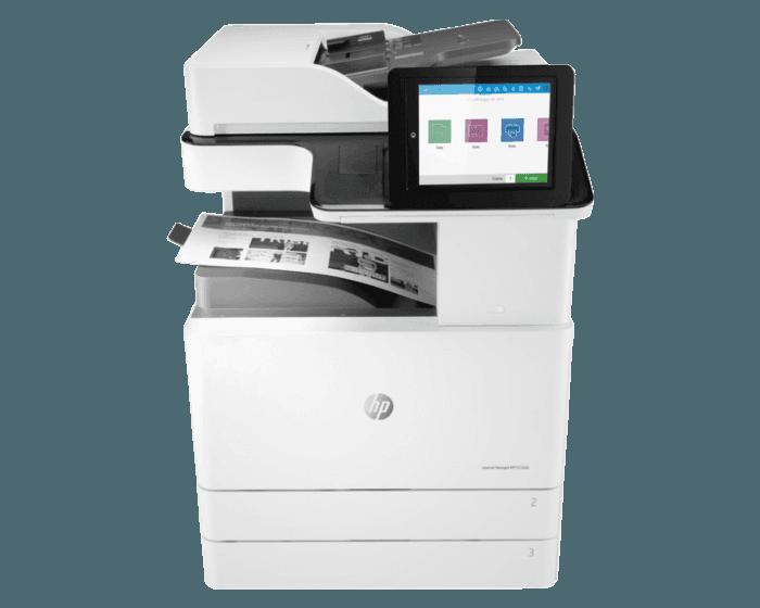 HP LaserJet Managed MFP E72430dn 管理型数码复合机