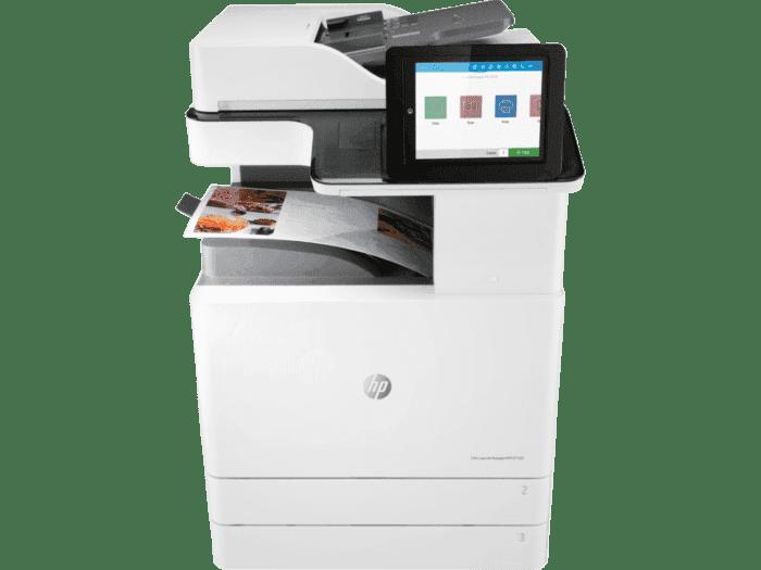 HP Color LaserJet Managed MFP E77422dn 彩色管理型数码复合机