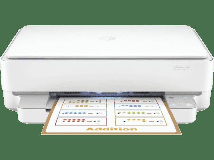 HP DeskJet Plus Ink Advantage 6078 喷墨一体机
