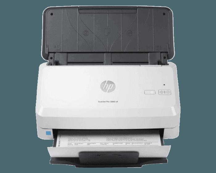 HP ScanJet Pro 3000 s4 馈纸式扫描仪