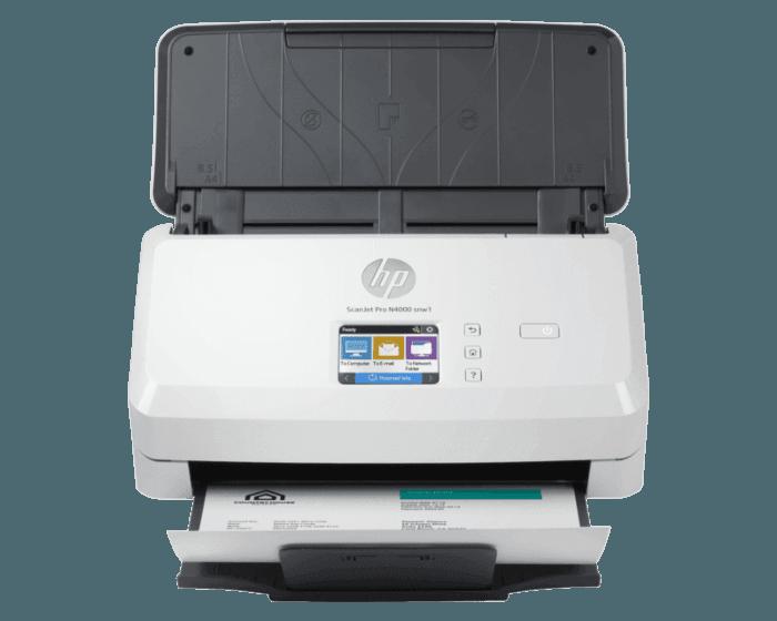HP ScanJet Pro N4000 snw1 馈纸式扫描仪