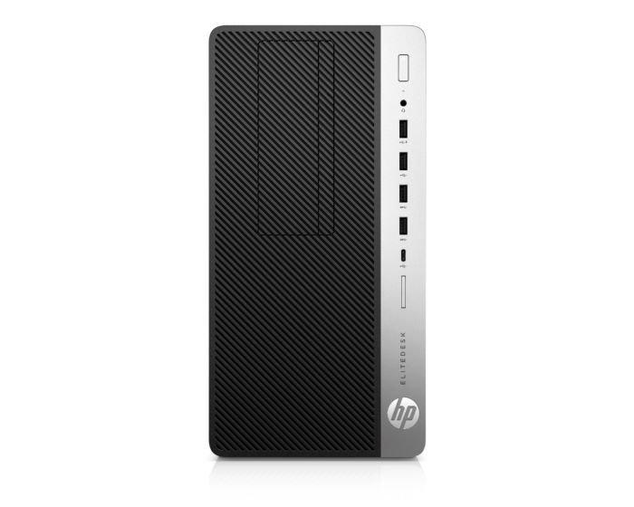 HP  EliteDesk 705 G4  65W Desktop Mini PC/AMD Ryzen5 PRO 3400G /8G/256 SSD