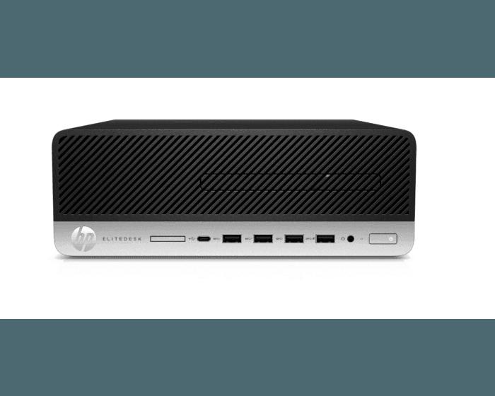 HP  EliteDesk 705 G5 Small Form Factor /AMD Ryzen5 PRO 3400G /8G/256 SSD/180W电源