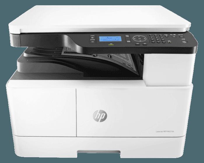 HP LaserJet MFP M437dn 惠普轻系列A3数码复合机