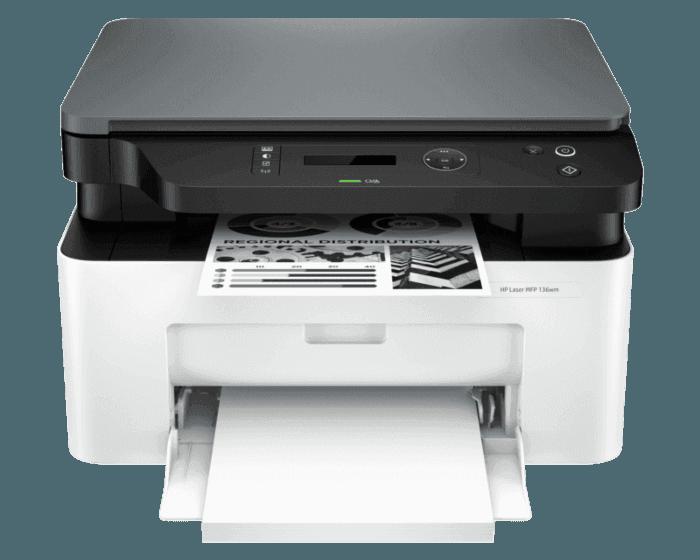 HP Laser MFP 136wm 激光一体机