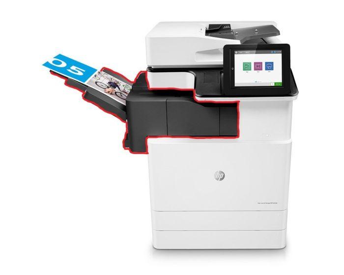 HP Color LaserJet Managed MFP E87660du 彩色管理型数码复合机