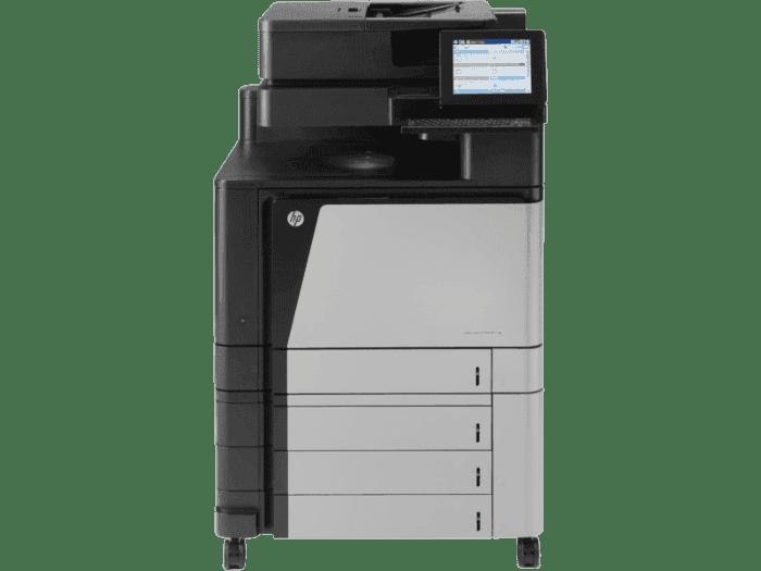 HP Color LaserJet Enterprise flow M880z 企业级彩色数码多功能一体机