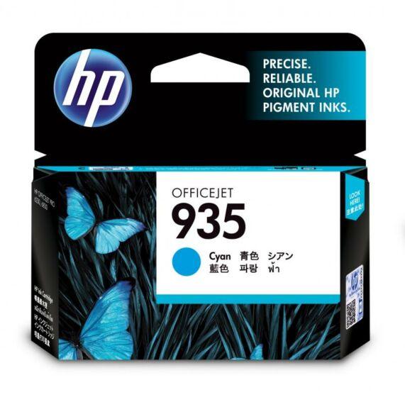 HP 935 号青色原装墨盒