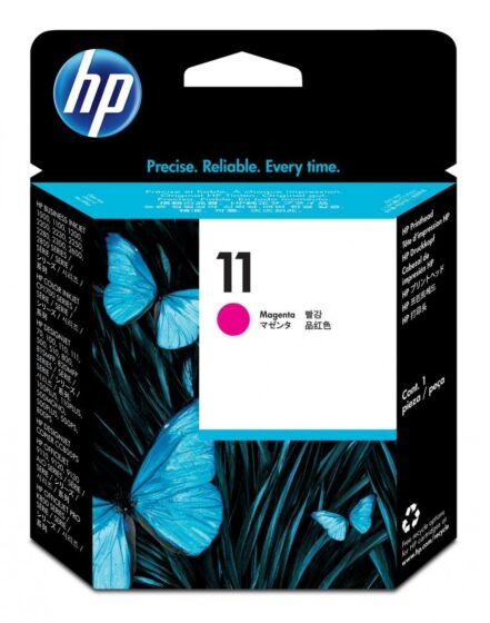 HP 11 号品红色打印头