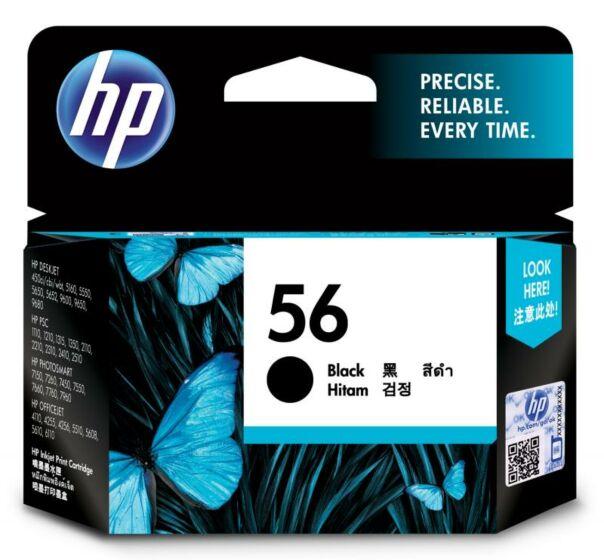 惠普HP 56 号黑色墨盒