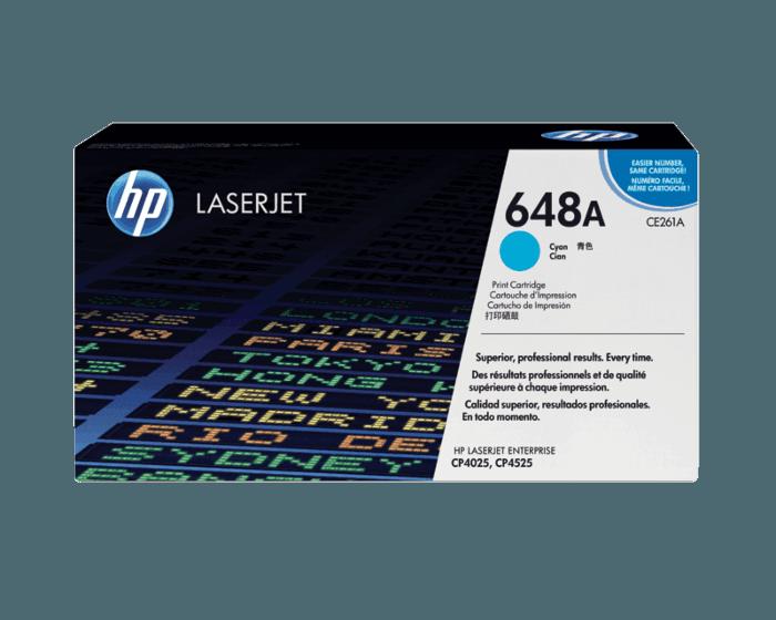 HP 648A 青色原装 LaserJet 硒鼓