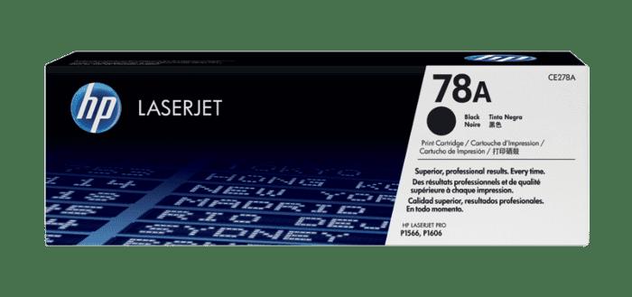 HP 78A 黑色原装 LaserJet 硒鼓