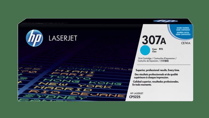 HP 307A 青色原装 LaserJet 硒鼓