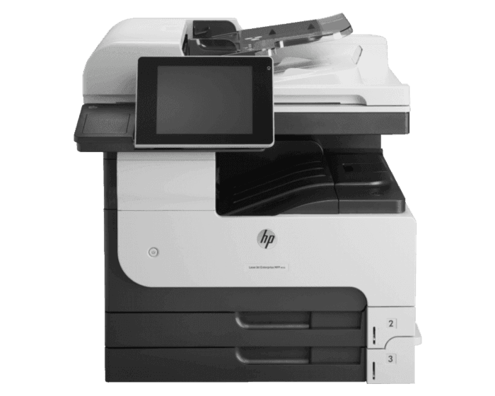 HP LaserJet Enterprise 700 MFP M725dn 数码多功能一体机