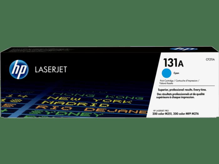 HP 131A 青色原装 LaserJet 硒鼓
