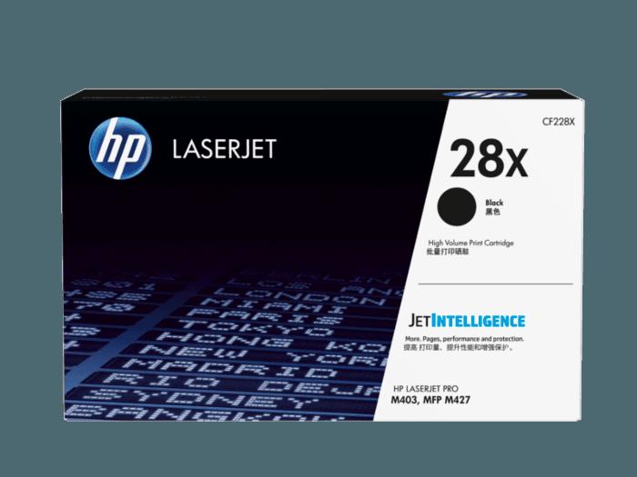 HP LaserJet 28X 高印量黑色原装硒鼓