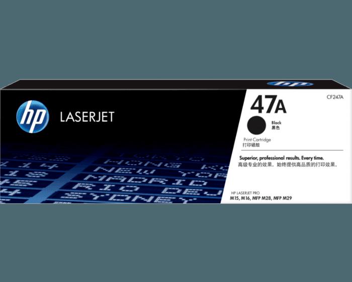 HP 47A LaserJet 黑色原装硒鼓