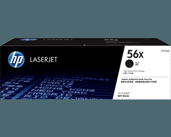 HP LaserJet 56X 高印量黑色原装硒鼓(适用HP LaserJet MFP M436系列)