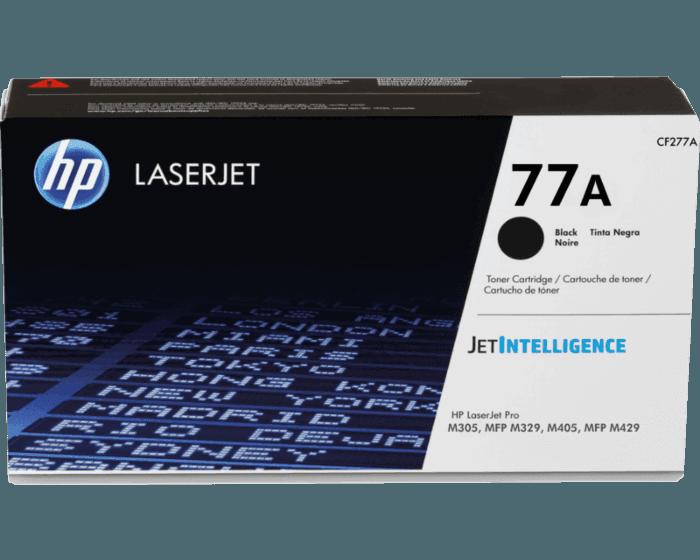 HP 77A 黑色原装 LaserJet 硒鼓