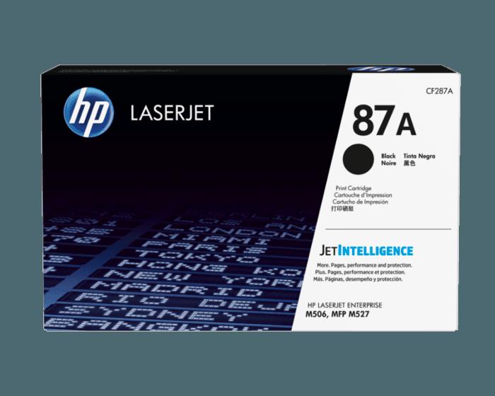 HP LaserJet 87A 黑色原装硒鼓