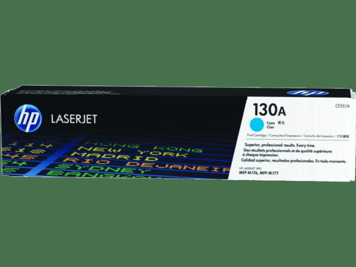 HP 130A 青色原装 LaserJet 硒鼓